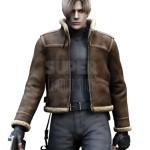 Resident-Evil-4-Leon-Kennedy-Replica-Bomber-Jacket