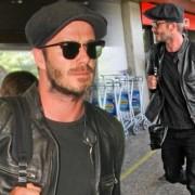 David Beckham Brazil Tour