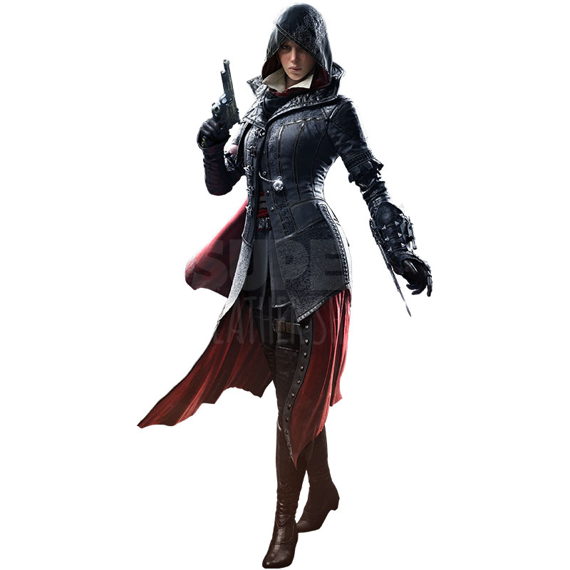 Assassin S Creed Syndicate Evie Frye Jacket Costume
