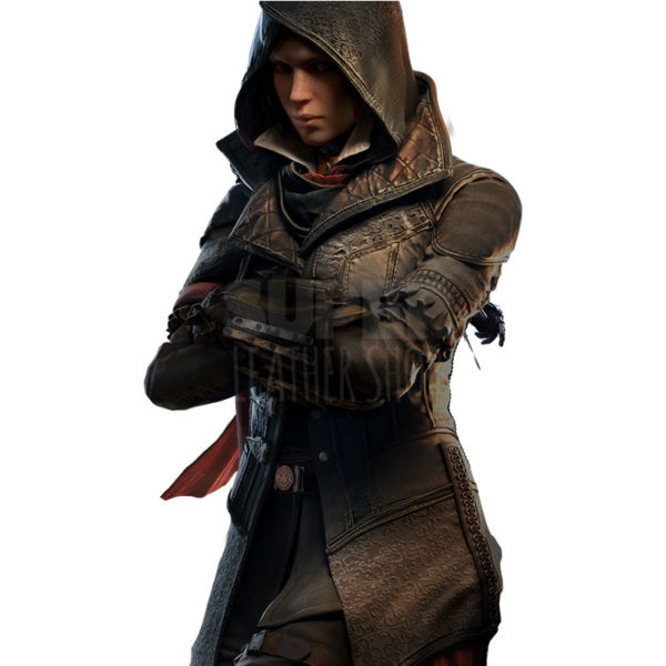 Assassin's Creed Syndicate Evie Frye Jacket Costume