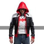 Batman Arkham Knight Red Hood Jacket For Sale