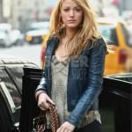 blake-lively-blue-leather-jacket