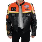 Harley Davidson Marlboro Man Motorcycle Leather Jacket