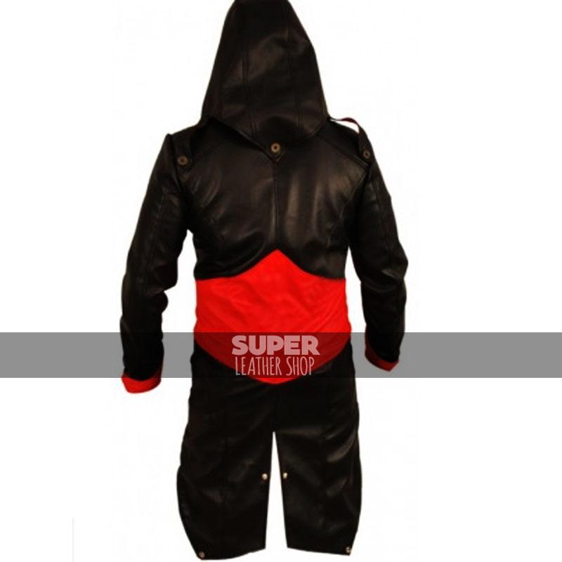 Assassins Creed 3 Connor Faux Coat Costume