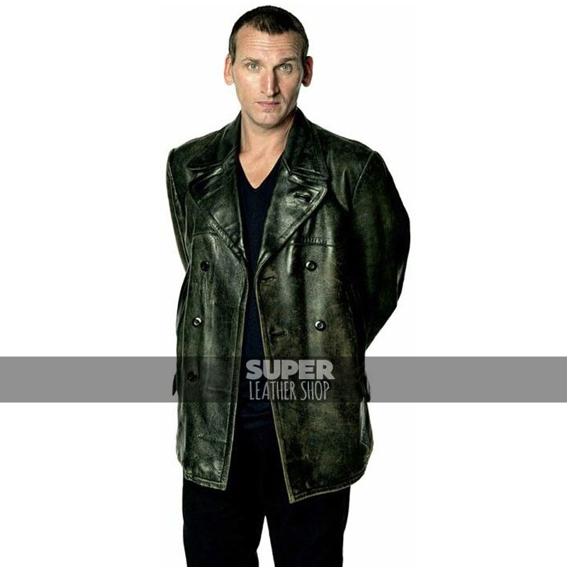 doctor who christopher eccleston ninth doctor jacket