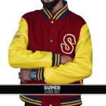 Clark-Kent-Smallville-Varsity-Crow-Letterman-Wool-Jacket