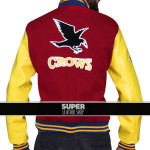 Clark-Kent-Smallville-Varsity-Crow-Letterman-Wool-Jackets