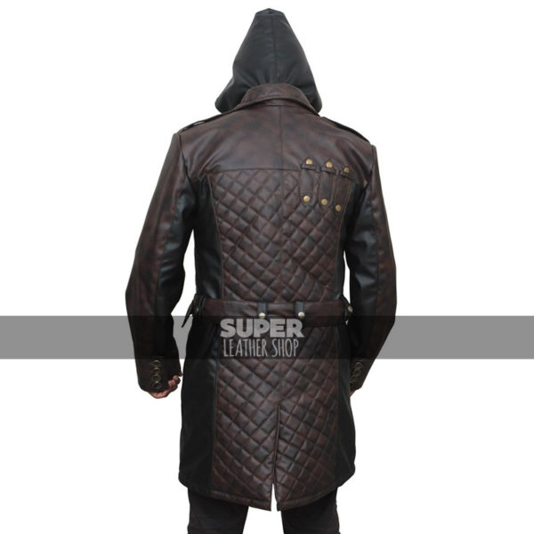 Jacob Frye Assassin S Creed Syndicate Trench Costume Coat