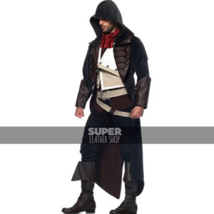 Leg Avenue Assassins Creed 7 Piece Arno Costume