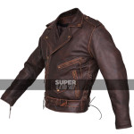 Mens-Brown-Distressed-Leather-Marlon-Brando-Biker-Motorcycle-Armoured-Jacket-3