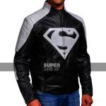 Smallville-superman-black-grey-clark-kent-leather-jackets