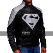 Smallville-superman-black-grey-clark-kent-leather-jackets