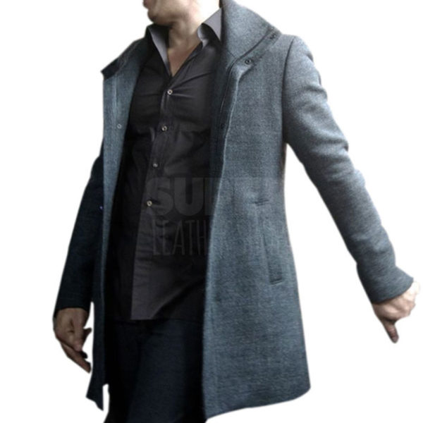 Vin Diesel The Last Witch Hunter Kaulder Coat