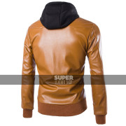 slim-fit-tan-bomber-hoodie-jacket