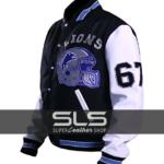 Men's Beverly Hills Cop Detroit Lions Jacket (1)