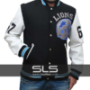 Men's Beverly Hills Cop Detroit Lions Jacket (2)