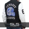 Men's Beverly Hills Cop Detroit Lions Jacket (3)
