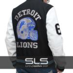 Men's Beverly Hills Cop Detroit Lions Jacket (3)