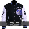 Men's Beverly Hills Cop Detroit Lions Jacket (4)