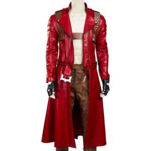 Dante red coat