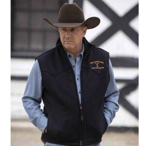 John Dutton Vest