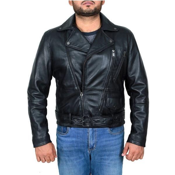 Men-Black-Leather-Jacket